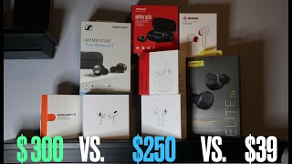 Which Earbuds Have the Best Mics in 2021 for Call Quality, Sound?! Most Expensive vs Least Expensive