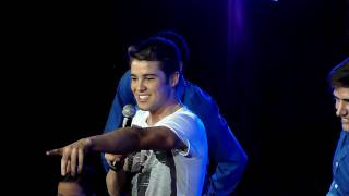 Joe McElderry Middlesbrough Empire - Until The Stars Run Out & Ambitions