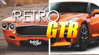 RETRO BUILD GTR ★ Timelapse [3D Tuning]