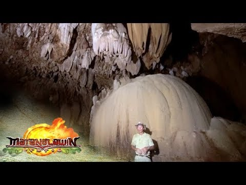 [ABS-CBN]  The inside of the Cavinti Cave Complex | Matanglawin