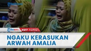 Viral Video Gadis di Purwakarta Kerasukan Amalia Korban Kasus Subang, Sebut Sakit hingga 2 Pelaku