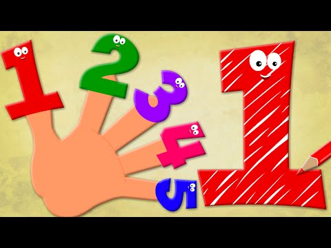 Finger Family Songs For Kids | Nursery Rhymes For Children And Toddlers | Baby Box