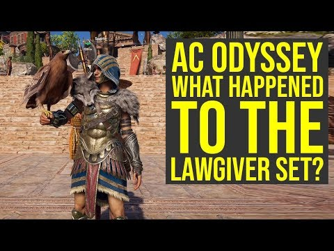 Assassin's Creed Odyssey Lawgiver Pack - What Happened? (AC Odyssey Lawgiver Pack)
