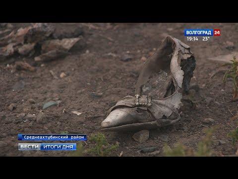 Земельные участки Среднеахтубинского района рекультивируют после ликвидации свалок