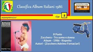 1986 - Zucchero -  Tra uomo e donna