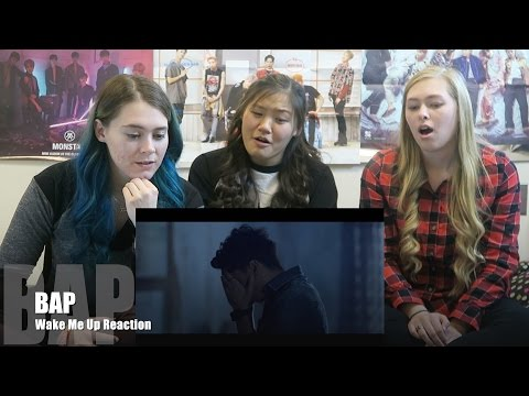 BAP- Wake Me Up M/V- Reaction