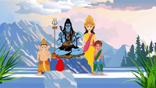 Lord Ganesh Stories | Kids mythological movies