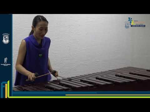 Concierto de Gala Marimba a cargo de Miyuki Kojima Japón