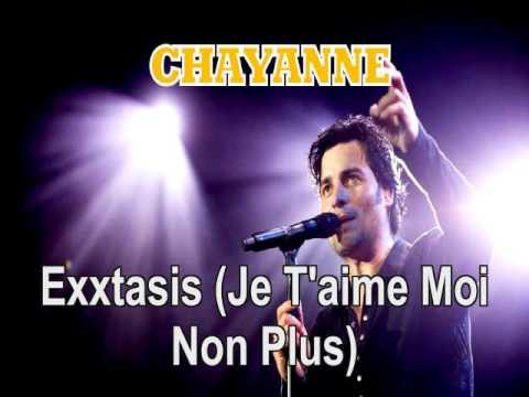 "CHAYANNE ""Exxtasis Je T'aime Moi Non Plus"""