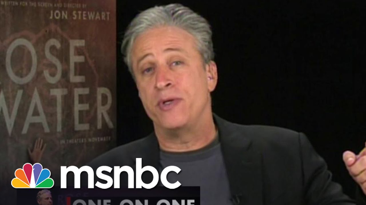 "Jon Stewart's ""Rosewater"" Directorial Debut 
