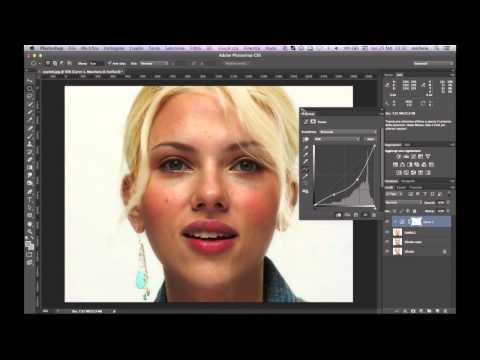 Come togliere la pigmentazione da sciocchezze da una faccia