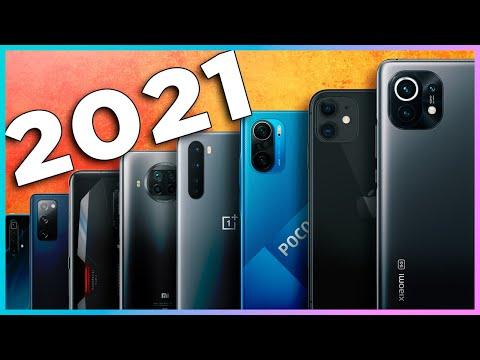 ¡Los móviles CALIDAD PRECIO de 2021! Guía de compra