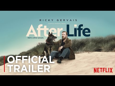 After Life Trailer Starring Ricky Gervais