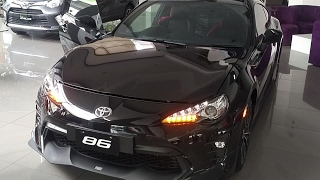 In Depth Tour Toyota FT86 TRD Facelift - Indonesia