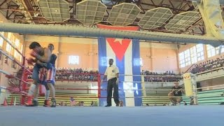 Policy change allows US-Cuba boxing matches
