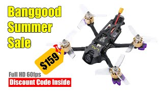 Eachine LAL3 Review - Pre-built PNP 3 Inch Quad - Is it a Beginner's Quad? (Banggood)