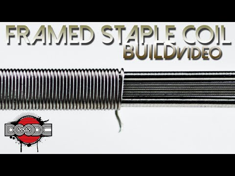 Episode Seven - The Framed Staple Coil