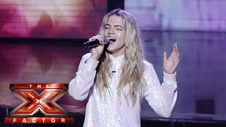 Louisa Johnson sings Everybody's Free from Romeo & Juliet  | Live Week 3 | The X Factor 2015