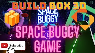 Space Buggy Game || BuildBox 3D  || Car Game