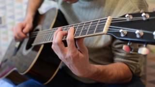 Matthew Koma | Kisses Back | acoustic guitar cover | chords | аккорды | гитара