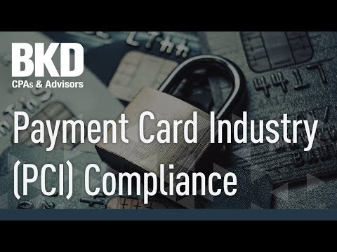 Payment Card Industry (PCI) Compliance - YouTube