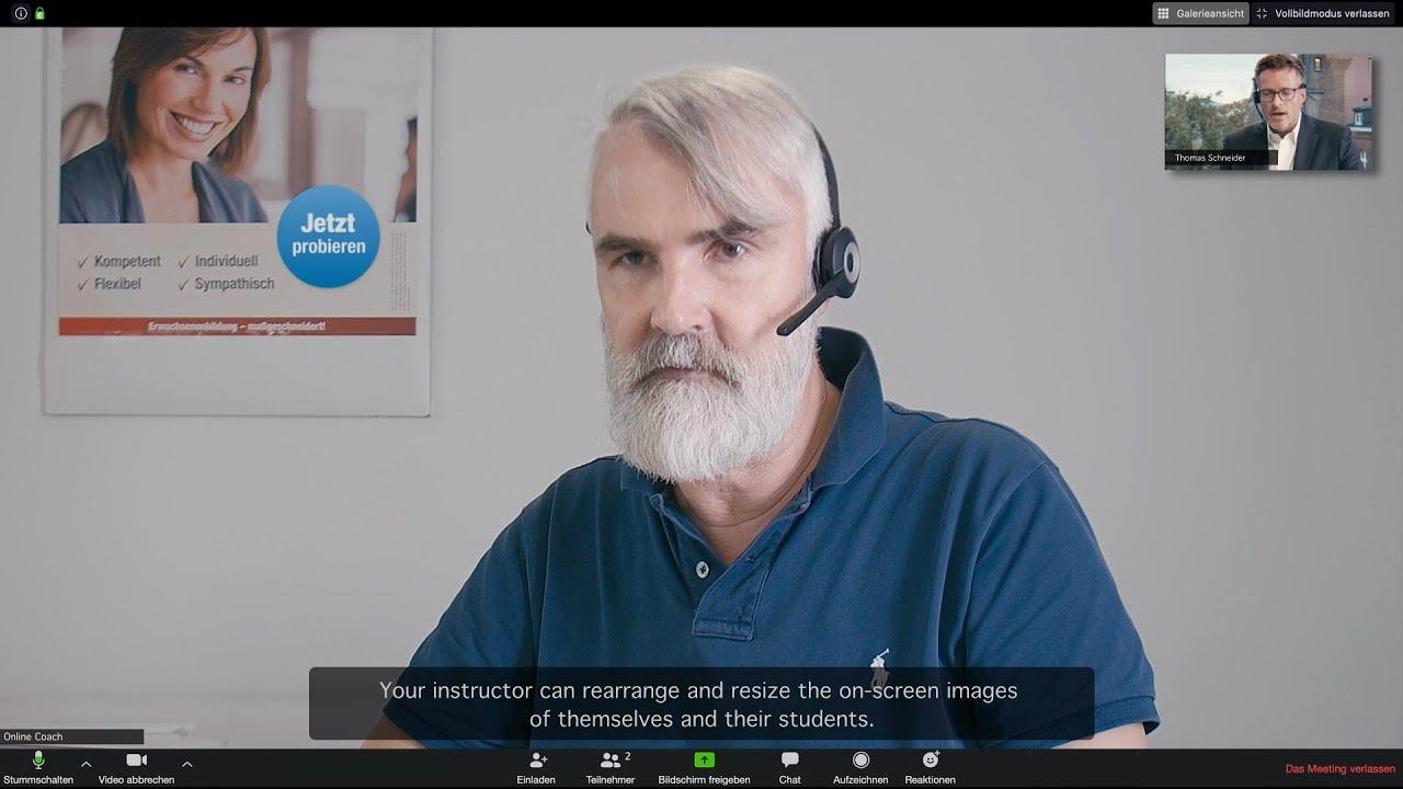 IQ – Online-Coaching für Firmen