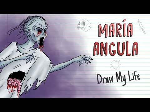 THE LEGEND OF MARIA ANGULA | Draw My Life