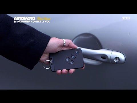 Comment éviter le vol de votre voiture ?