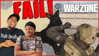 When You Want Alllll The Smoke... But Can't Handle It! (COD WarZone)