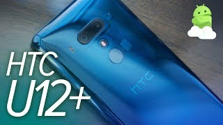 HTC U12+ Hands-On Preview: Edge Sense 2 + First Impressions