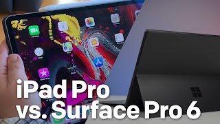 Apple iPad Pro vs. Surface Pro 6: STOP the Apple-to-oranges comparisons