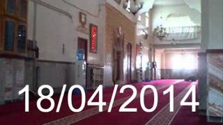 preview picture of video 'Oued Athmenia cheikh morad salat el joumou3a 18 04 2014'