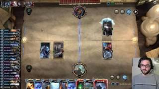 In Which We Play Against KOLENTO - An Epic Elder Scrolls Legends Match