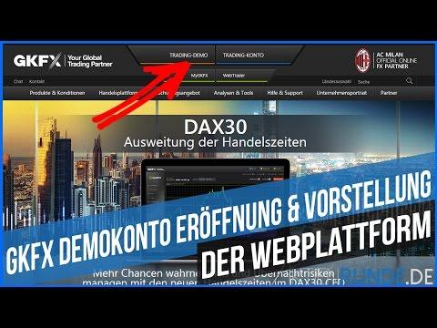 Online broker degiro