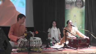Anandita Basu qawwali Allah Hoo, Moscow 08.06.2015 - Анандита Басу. Каввали Аллах Ху Москва 08.06.15