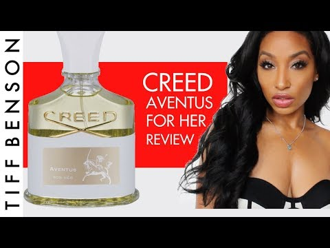 CREED AVENTUS FOR HER  | CREED PERFUME REVIEW | CREED