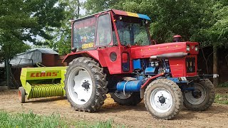 Claas Markant 40 & Universal 650M