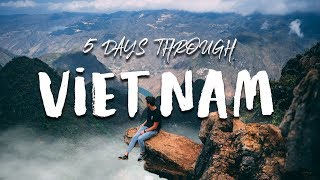 VIETNAM's Most INCREDIBLE Adventure | HaGiang Loop