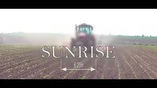 "Rotary hoe ""Sunrise"""