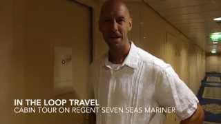 Regent Seven Seas Mariner Cruise Ship Cabin No. 1069