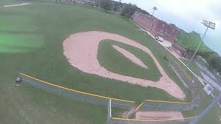 A Little FPV Stick Time At The Middle School