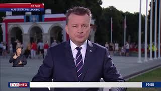 Więcej Amerykanów w Polsce – Gość Wiadomości