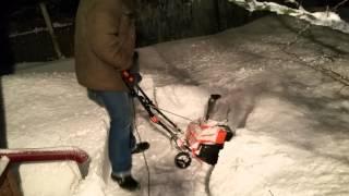 Зубчатый ремень снегоуборщика Prorab EST 1811 от компании ИП Губайдуллин Н. В. - видео