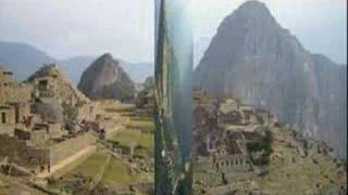 MACHU PICCHU - CUZCO - PERÚ - NUEVA MARAVILLA DEL MUNDO -