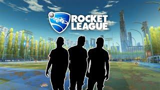 Meet the creators of Rocket League...