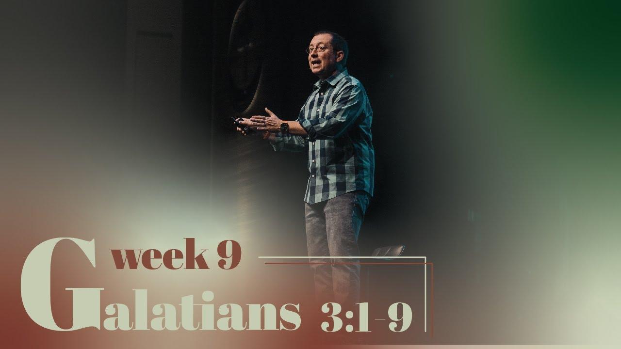 Galatians 3:1-9