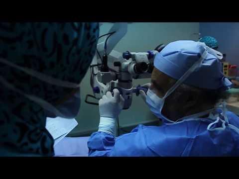 Tour EyeCare Center of Egypt | Dr. Yehia Salah