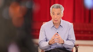 PM Lee Hsien Loong's opening remarks at the doorstop interview on 27 March 2020