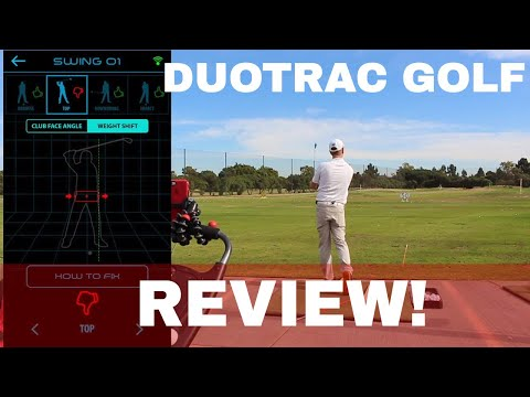 GOLF GADGET! Duo Trac Sensor Training Aid Review