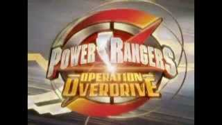 Power Rangers Operation Overdrive: Movie Opening